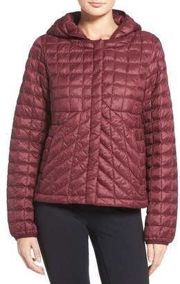 Women's The North Face Thermoball(TM) Primaloft Hooded Jacket $199 thestylecure.com