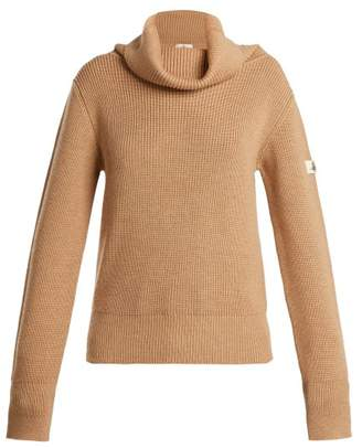 a9aac5dcd83c2 Vivienne Westwood Fisherman Ribbed Knit Wool Sweater - Womens - Beige