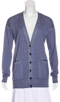 Stella McCartney Wool Knit Cardigan