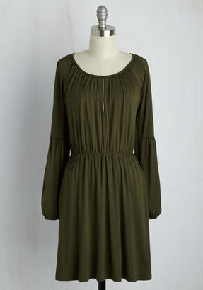 Everly Clothing Campground Chic A-Line Dress $59.99 thestylecure.com