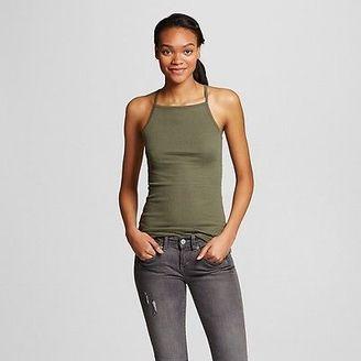Women's Square Neck Cami - Mossimo Supply Co. (Juniors') $9 thestylecure.com