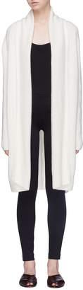 The Row 'Elado' shawl lapel cashmere-silk open cardigan