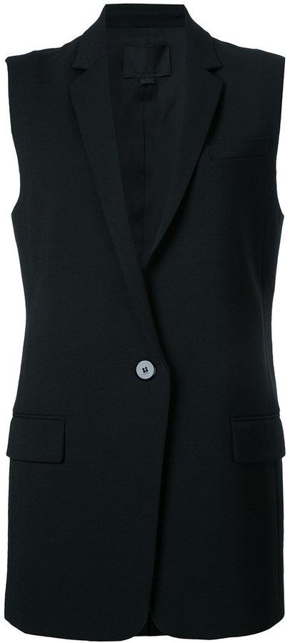 Alexander WangAlexander Wang one button waistcoat
