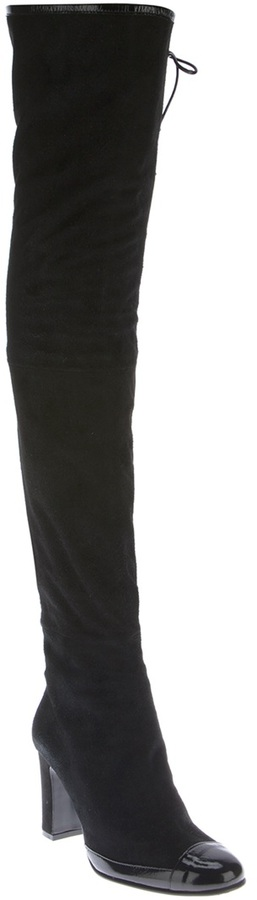 Br.Uno Pieters thigh high boot