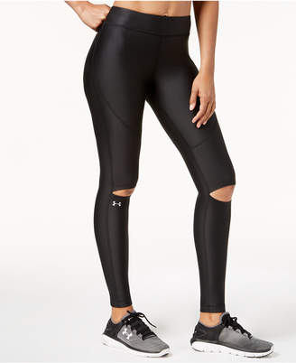 Under Armour HeatGear Cutout Leggings