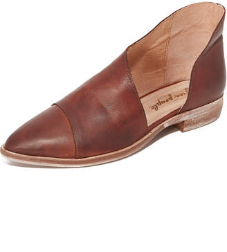 Free People Royale Flats $198 thestylecure.com