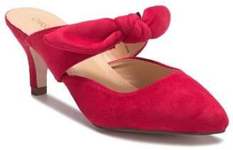 Chloé Chase & Carona Pointy Toe Kitten Heel