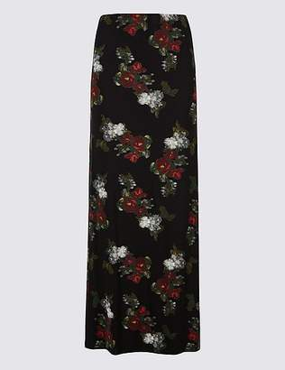 Marks and Spencer Jersey Maxi Skirt