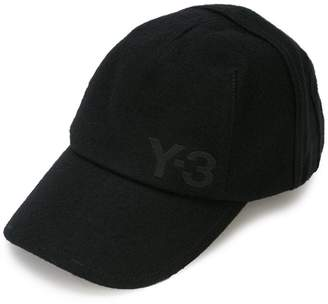 Y-3 ADIDAS X YOHJI YAMAMOTO logo cap