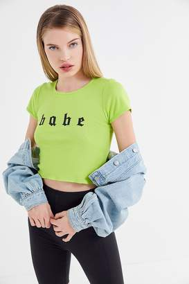 Truly Madly Deeply Babe Baby Tee
