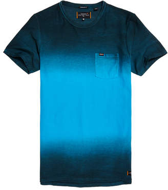 Superdry West Coast Fade Longline T-Shirt