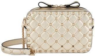Valentino Rockstud Camera Cross Body Bag
