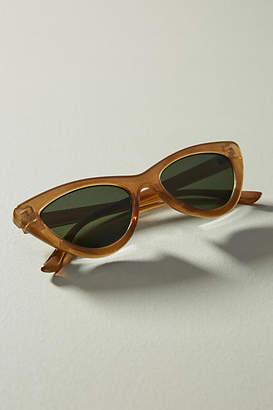 Anthropologie Lottie Cat-Eye Sunglasses