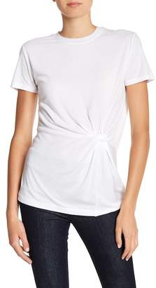 Rag & Bone Marina Gathered Front Drape Tee