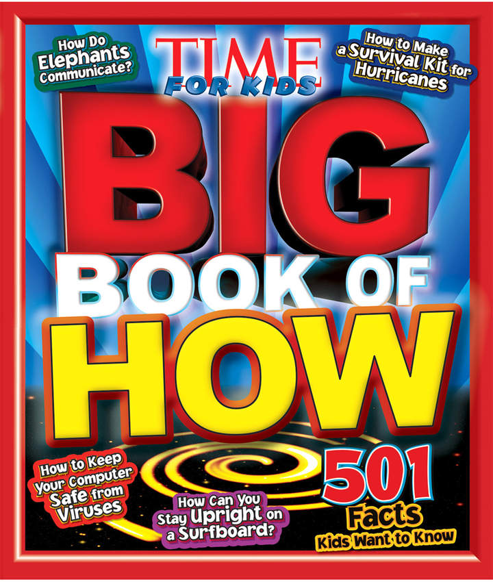 Time Inc. Big Book of How