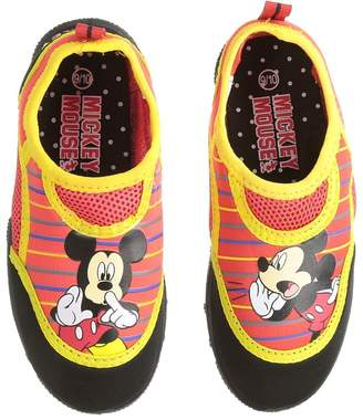 Josmo Kids Mickey Aqua Sock Boy's Shoes