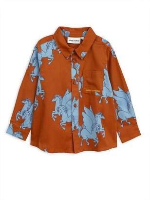Mini Rodini Pegasus Woven Shirt 2-6 Years