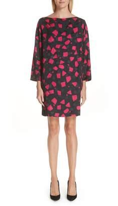 Marc Jacobs Spot Print Shift Dress