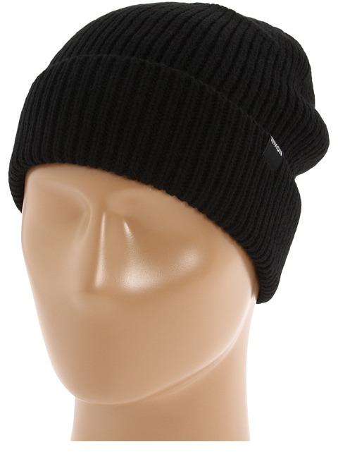 Nixon Regain Beanie (Black) - Hats
