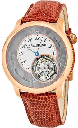Stuhrling Original Men Mechanical Tourbillon Watch