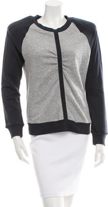 Boy. by Band of Outsiders Structured Raglan Sweatshirt w/ Tags $125 thestylecure.com