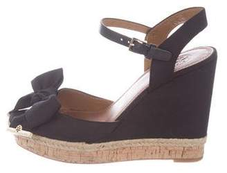 Tory Burch Penny Espadrille Wedge Sandals