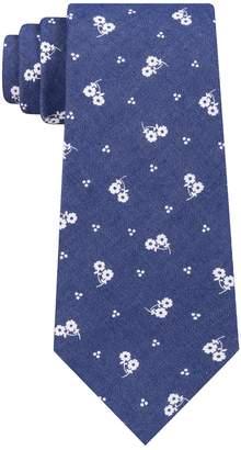 Croft & Barrow Men's Patterned Skinny Tie