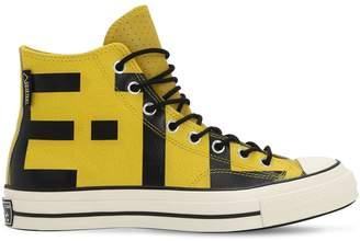 3622e3cf628222 Converse Chuck 70 Leather High Top Sneakers