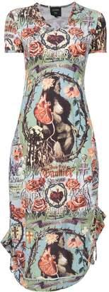 Jean Paul Gaultier Pre-Owned printed dress