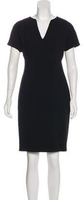 Agnona Knee-Length Wool Dress