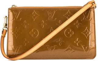 Louis Vuitton Bronze Monogram Vernis Lexington Pochette (4005015)