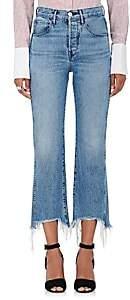 3x1 Women's Shelter Austin Crop Jeans - Lt. Blue