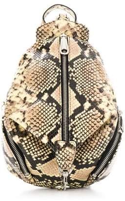 Rebecca Minkoff top-zip mini backpack