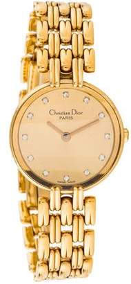 Christian Dior Bagheera Watch