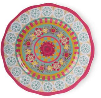 Mackenzie Childs MacKenzie-Childs Florabundance Melamine Serving Platter