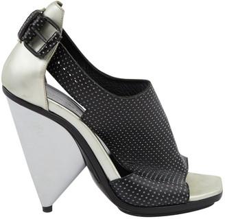 Balenciaga Leather heels