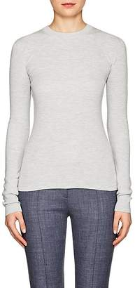 The Row Women's Riddi Compact Knit Long-Sleeve Top