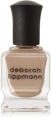 Deborah Lippmann - Nail Polish - Shifting Sands $18 thestylecure.com