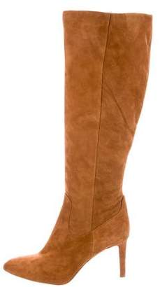 Sam Edelman Suede Knee-High Boots