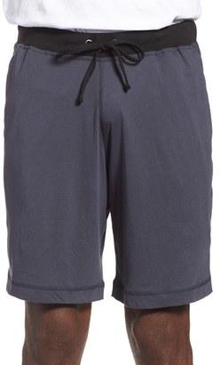Men's Daniel Buchler Peruvian Pima Cotton Lounge Shorts $55 thestylecure.com