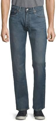 Levi's 513 Slim Straight Fit Sinaola Jeans
