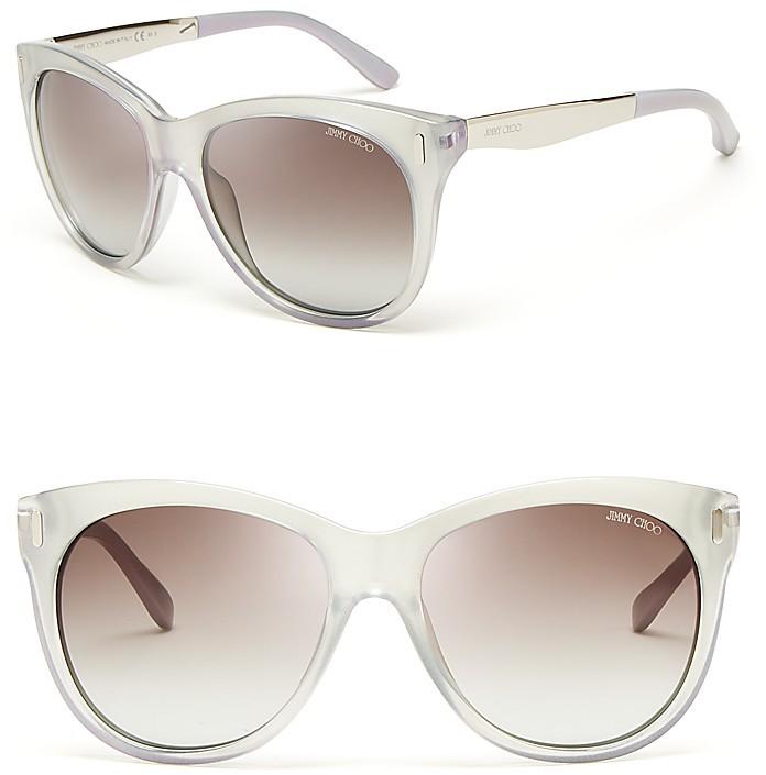 Jimmy Choo Ally Wayfarer Sunglasses