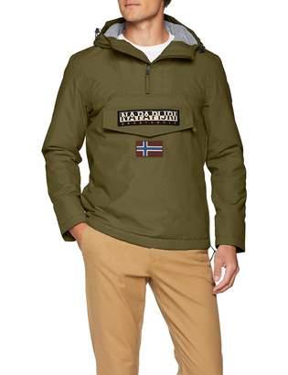 Napapijri Men's Waterproof Rainforest Winter Jacket M