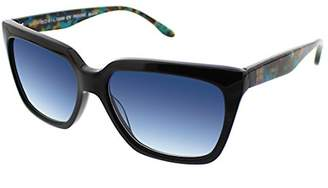 BCBGMAXAZRIA Women's Provoke Square Sunglasses