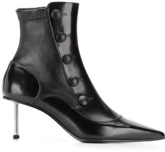 Alexander McQueen Victorian boots