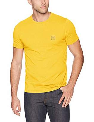 HUGO BOSS BOSS Orange Men's Tales Regular Fit Tee with Mini Logo