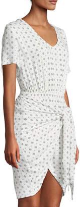 Style Stalker Stylestalker Lyra V-Neck Wrap Dress