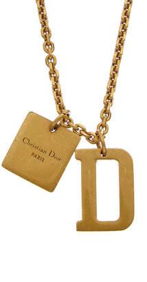 Christian Dior Dio(R)Evolution Charm Necklace
