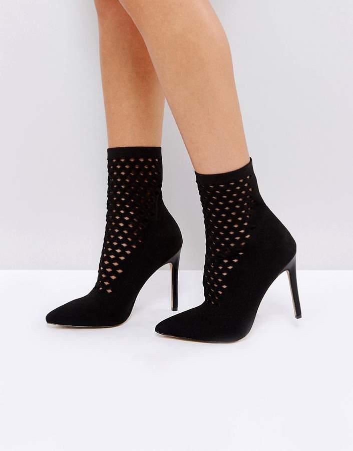 ALDO Seassi Cutout Ankle Boot