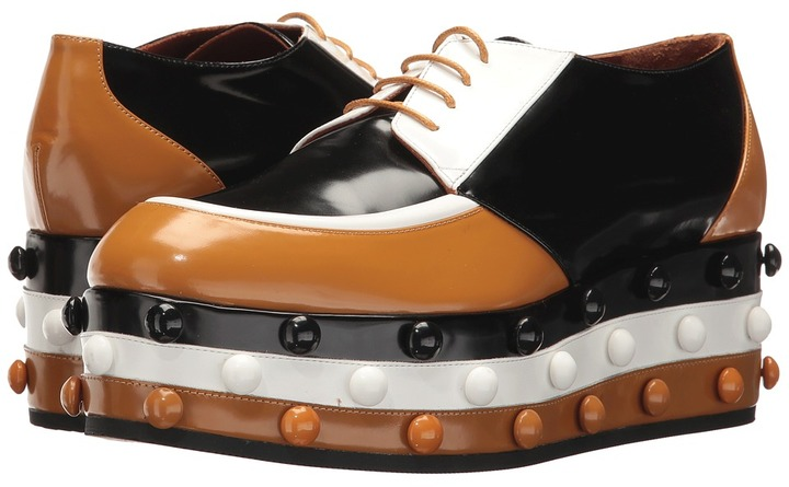 Missoni - Derby Platform Women's Shoes